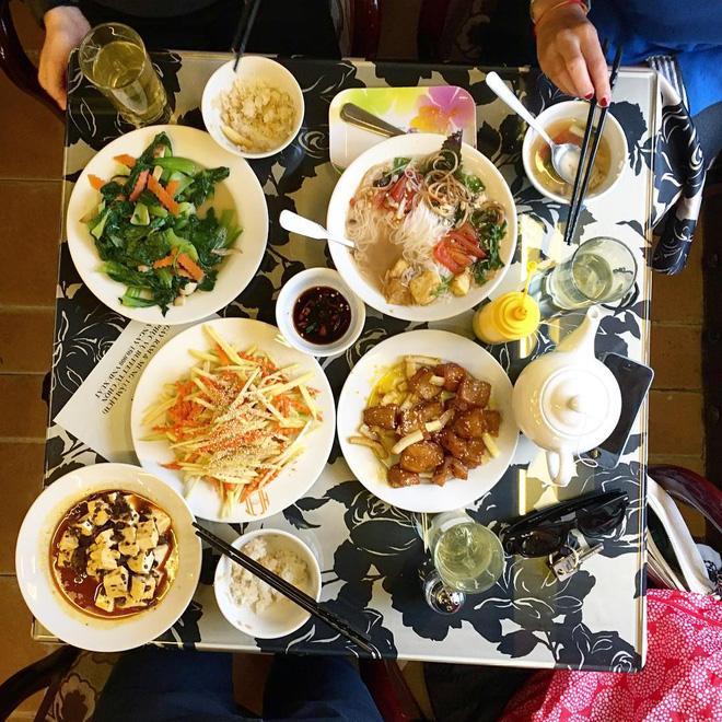 8 địa chỉ buffet chay cực bình dân nên thử ngay cho ngày đầu tháng Vu Lan-8