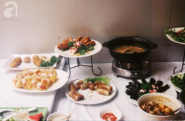 8 địa chỉ buffet chay cực bình dân nên thử ngay cho ngày đầu tháng Vu Lan-10