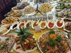 8 địa chỉ buffet chay cực bình dân nên thử ngay cho ngày đầu tháng Vu Lan