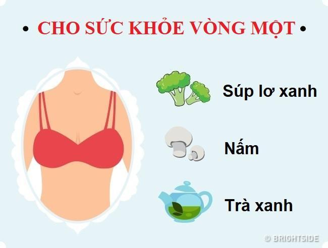 Điểm danh những thực phẩm tốt cho sức khỏe phụ nữ-2