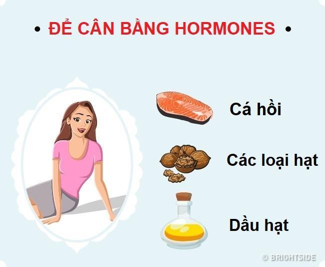 Điểm danh những thực phẩm tốt cho sức khỏe phụ nữ-4