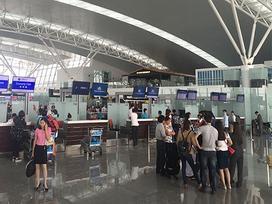 Nhân viên xe đẩy nhặt được hơn 700 triệu đồng nhà ga Nội Bài