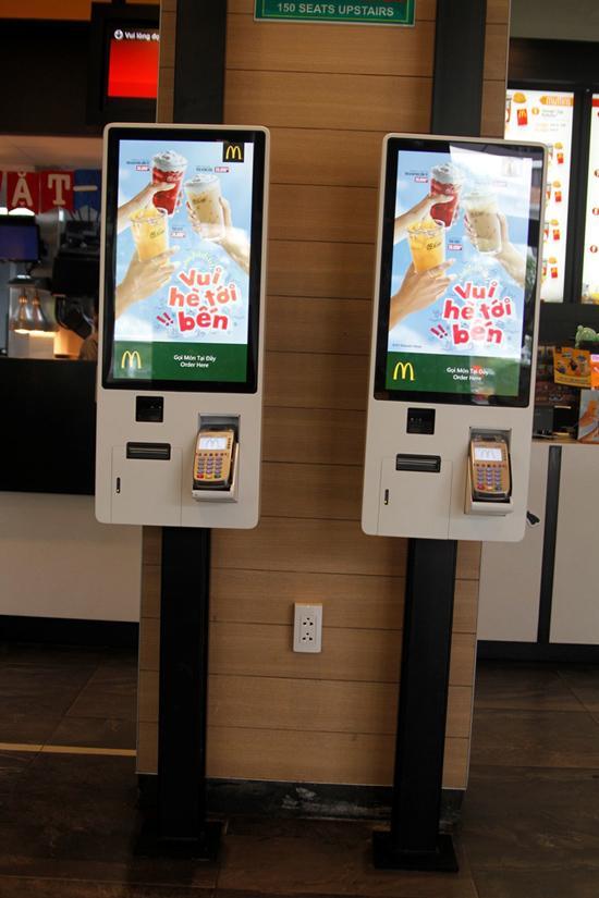 Chọn món McDonalds tự động: trải nghiệm sành điệu-1