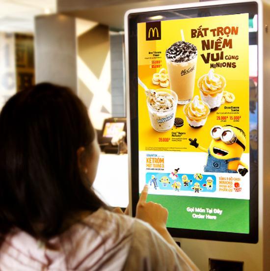 Chọn món McDonalds tự động: trải nghiệm sành điệu-3