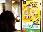 Chọn món McDonald's tự động: trải nghiệm sành điệu