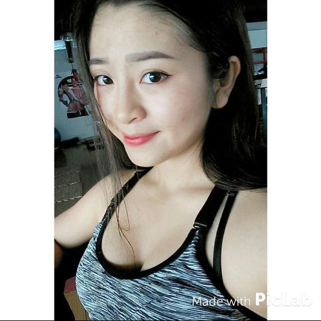 Bỏng mắt với loạt ảnh của hot girl phòng gym đến từ Quảng Ninh-3
