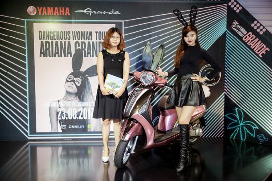 4 tuyệt chiêu từ Yamaha Grande để bạn phiêu cùng Ariana Grande-2