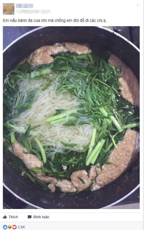 Chồng thèm ăn canh cá rô nấu rau cải, vợ tức tốc nấu như này, bạn có dám ăn không?-6