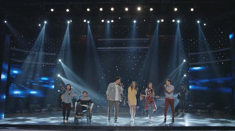 Ba điểm trừ của Glee Việt sau tập đầu phát sóng-1