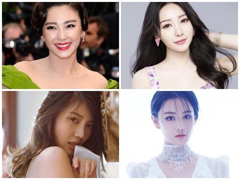 Tứ đại nữ thần gợi cảm của màn ảnh Hoa ngữ, họ là ai?