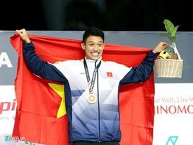 9X gốc Việt được mệnh danh 'hot boy làng bơi' tại SEA Games 29