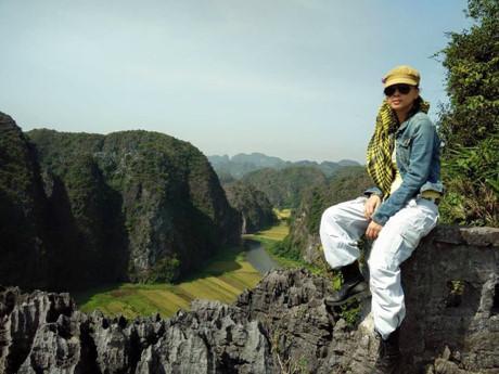 Sao Việt mê mẩn cảnh sắc tuyệt đẹp của núi Múa-2