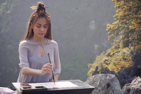 Sao Việt mê mẩn cảnh sắc tuyệt đẹp của núi Múa-3