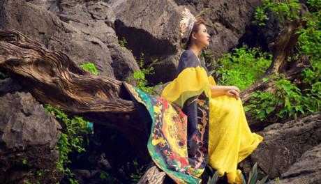 Sao Việt mê mẩn cảnh sắc tuyệt đẹp của núi Múa-4