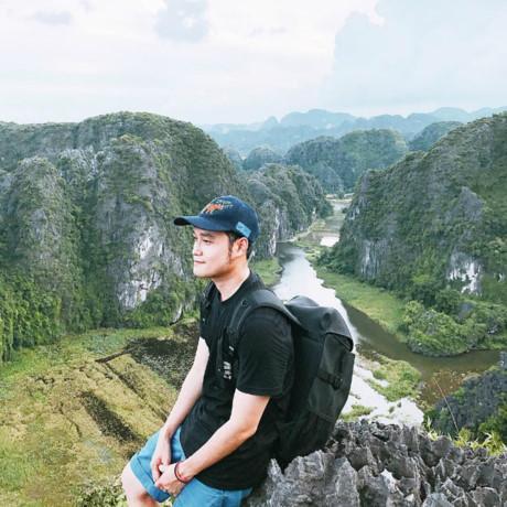 Sao Việt mê mẩn cảnh sắc tuyệt đẹp của núi Múa-6