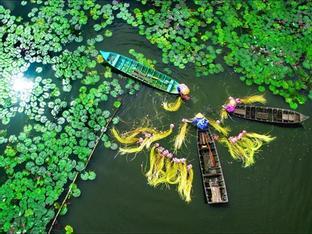 'Dấu ấn Việt Nam': Về miền sông nước An Giang