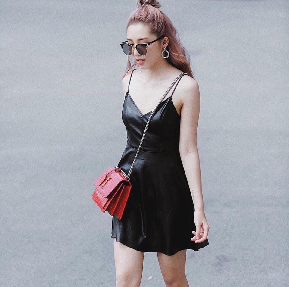 Diện áo một gang, Hòa Minzy - Tóc Tiên đẹp quên lối về trong street style tuần này-1