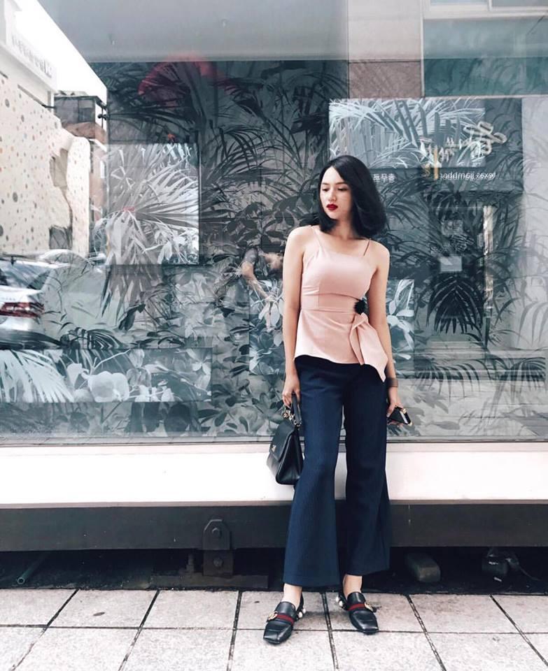 Diện áo một gang, Hòa Minzy - Tóc Tiên đẹp quên lối về trong street style tuần này-3