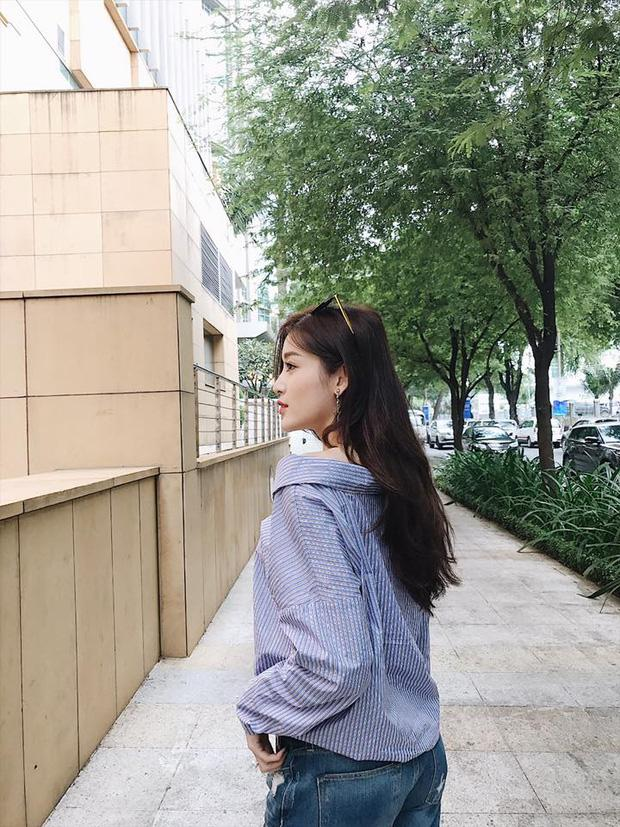 Diện áo một gang, Hòa Minzy - Tóc Tiên đẹp quên lối về trong street style tuần này-4