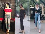 Dara lên đồ cực chất, đứng top 1 sao mặc đẹp trong street style tuần này-11