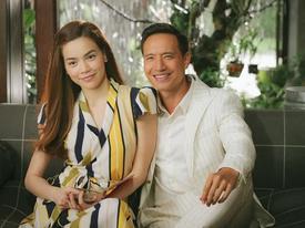 Hỗ trợ Kim Lý diễn như một ngôi sao, bố Hà Hồ để lộ tình thân với 'chàng rể'