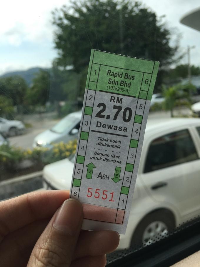 Những lưu ý về đi lại và ăn uống trên đảo Penang, Malaysia-1