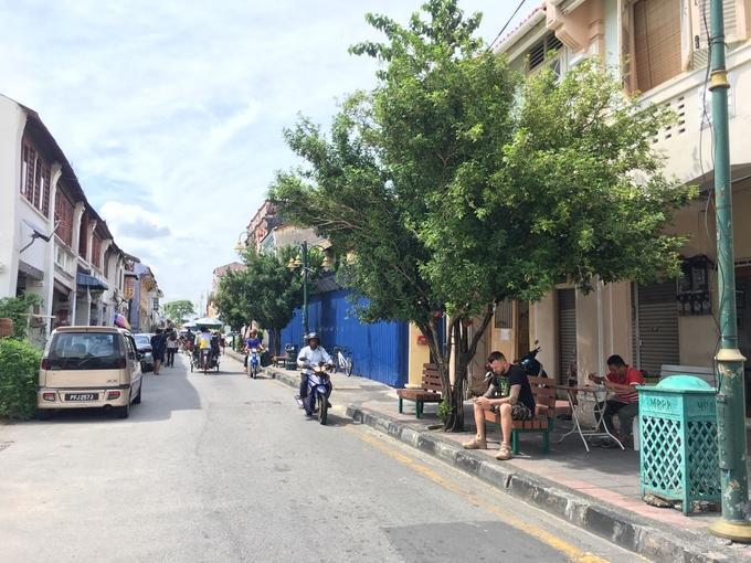 Những lưu ý về đi lại và ăn uống trên đảo Penang, Malaysia-5