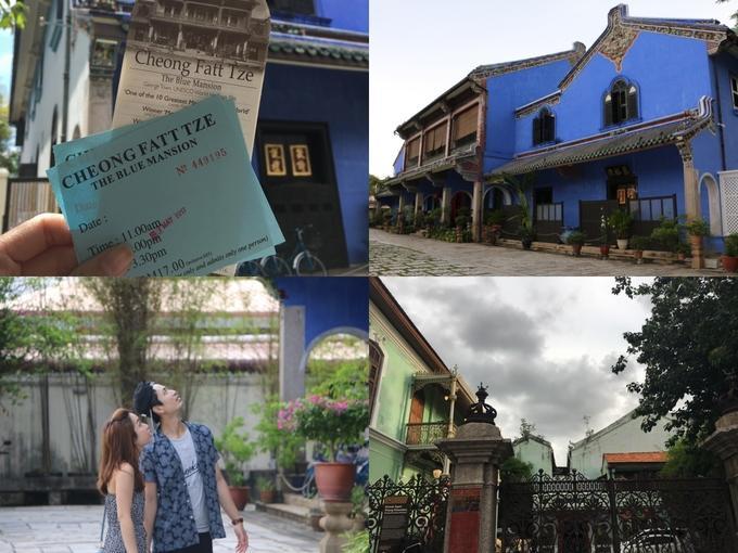 Những lưu ý về đi lại và ăn uống trên đảo Penang, Malaysia-6