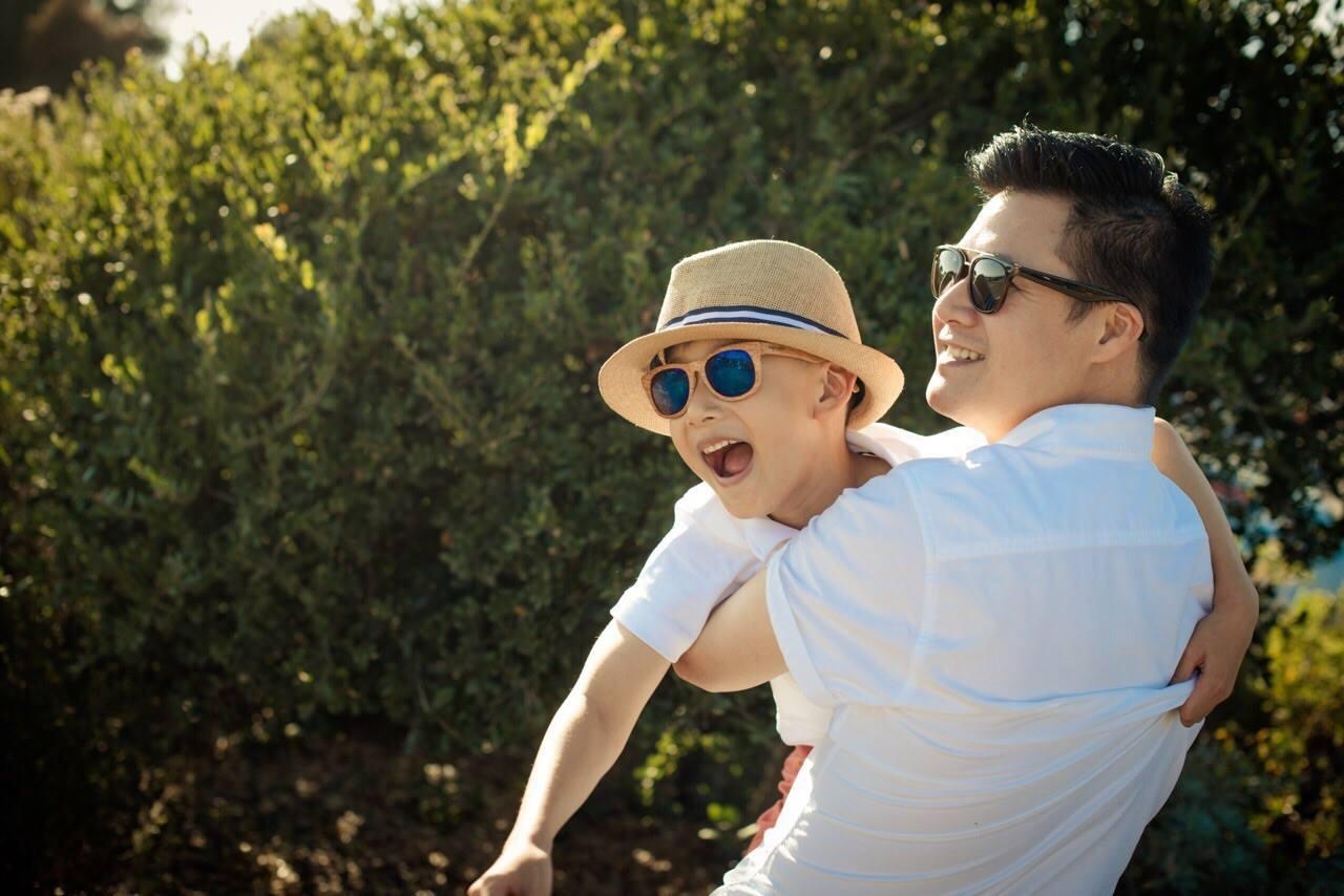 Quang Dũng tiết lộ về con trai: Bảo Nam mù tịt âm nhạc và chỉ mải mê chơi game-1
