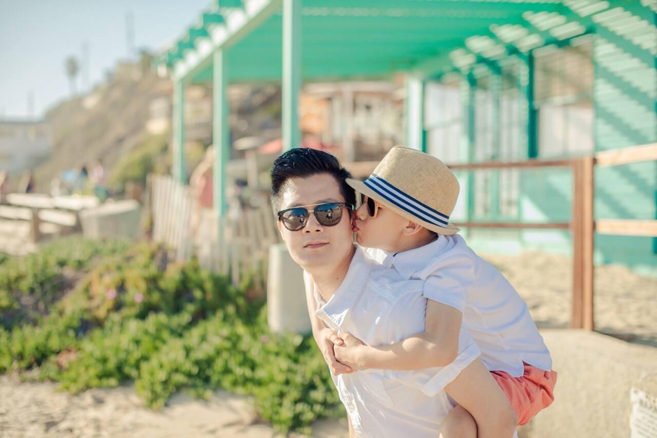 Quang Dũng tiết lộ về con trai: Bảo Nam mù tịt âm nhạc và chỉ mải mê chơi game-2