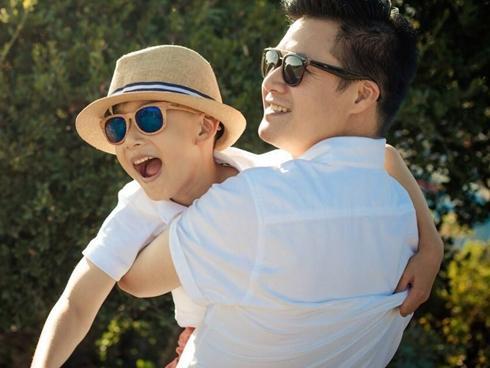 Quang Dũng tiết lộ về con trai: 'Bảo Nam mù tịt âm nhạc và chỉ mải mê chơi game'