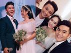 Tin sao Việt 23/8: Lê Phương chụp hình chung với chồng mới cưới và tình cũ Quý Bình