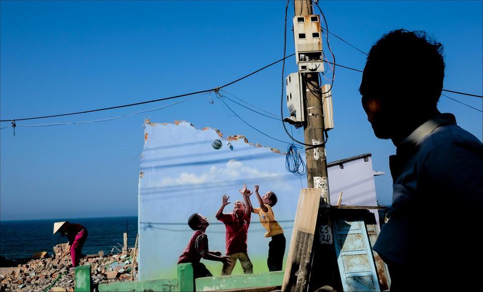 Ngôi làng trong tranh đầy ấn tượng trong Dấu ấn Việt Nam-8