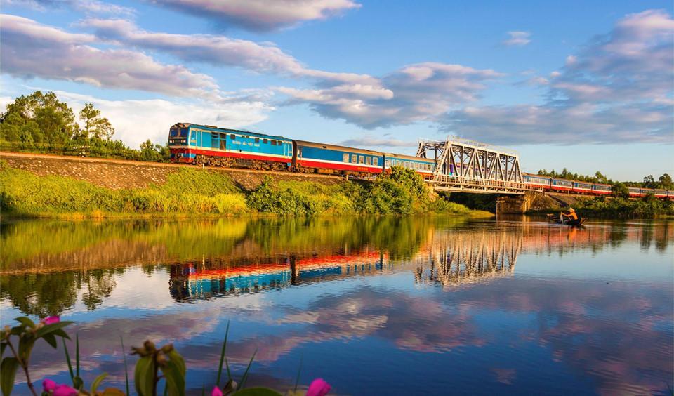 Dấu ấn Việt Nam: Đi dọc dải đất hình chữ S trên những chuyến tàu hỏa-2
