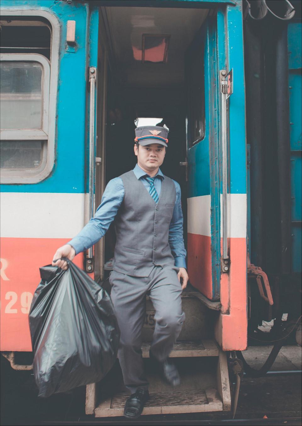 Dấu ấn Việt Nam: Đi dọc dải đất hình chữ S trên những chuyến tàu hỏa-11
