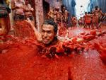 Lễ hội ném cà chua bị chỉ trích là lãng phí thức ăn