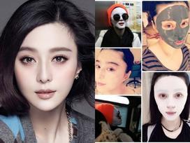 Nếu có thể đắp 600 miếng mặt nạ mỗi năm, da bạn chắc chắn sẽ đẹp như Phạm Băng Băng