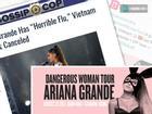 Báo quốc tế hé lộ căn bệnh khiến Ariana Grande phải đột ngột hủy show ở Việt Nam