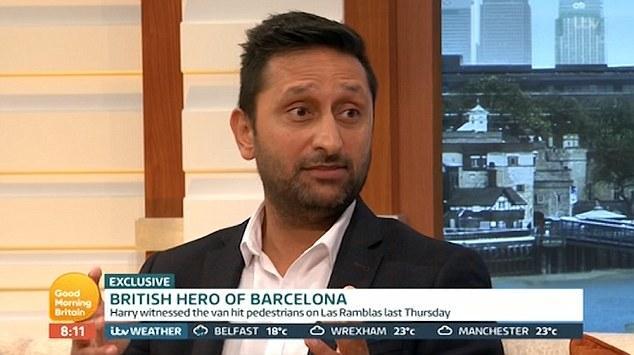 Giây phút lìa đời đầy ám ảnh của cậu bé mất tích trong vụ khủng bố Barcelona-2