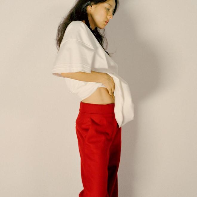 Lee Hyori tự tin khoe mặt mộc trên tạp chí-2