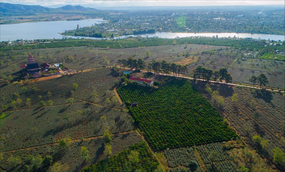 Phố núi Gia Lai đẹp hùng vĩ trong ảnh Dấu ấn Việt Nam-5
