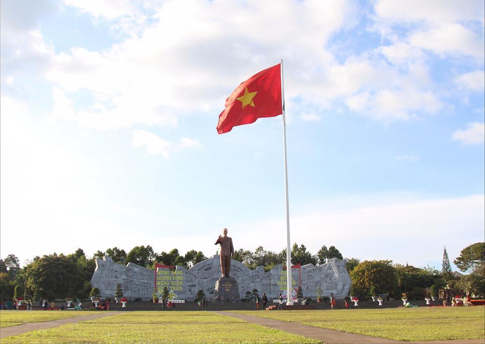 Phố núi Gia Lai đẹp hùng vĩ trong ảnh Dấu ấn Việt Nam-12