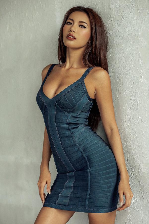Sắp đóng cổng nhận đơn dự thi Hoa hậu Hoàn vũ Việt Nam, Minh Tú vẫn chưa nộp hồ sơ-1