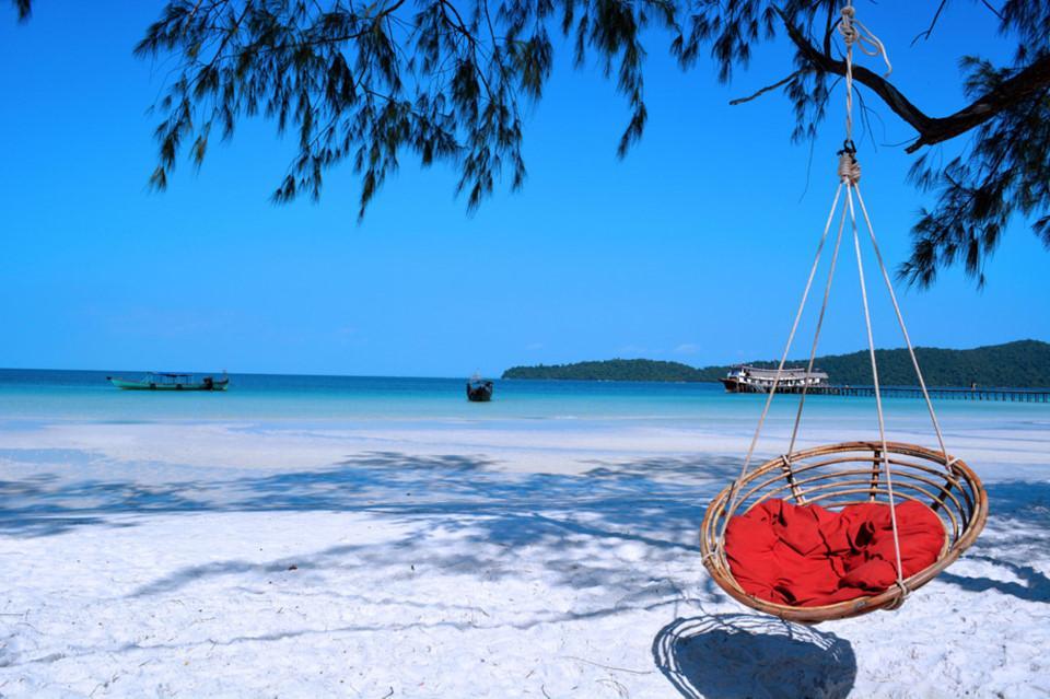 Điểm đến 2/9: Đảo Campuchia giá rẻ đẹp không kém Maldives-1
