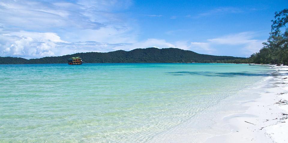 Điểm đến 2/9: Đảo Campuchia giá rẻ đẹp không kém Maldives-2