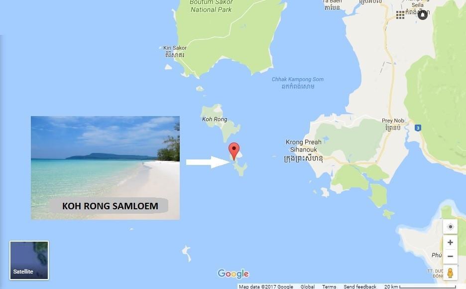 Điểm đến 2/9: Đảo Campuchia giá rẻ đẹp không kém Maldives-14