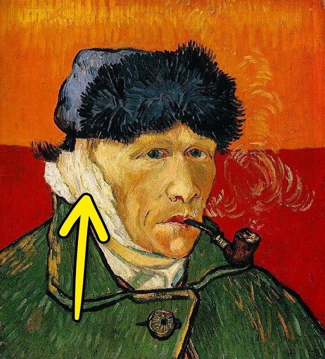 """Kết quả hình ảnh cho ức tranh chân dung """"kinh điển"""" của danh họa Van Gogh"""