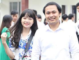 Thầy giáo trẻ đại học Vinh và loạt lời phê bá đạo: 'Nhan sắc tỷ lệ nghịch với chữ viết'