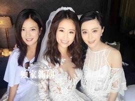 Tin đồn về dàn phù dâu 'chất' nhất Cbiz trong đám cưới Phạm Băng Băng và Lý Thần