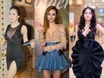 Nàng dâu Bảo Thanh sến sẩm, Vũ Ngọc Anh hở táo bạo lọt top sao mặc xấu tuần này-12
